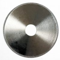 Cutting discs for plastics (GRP), rubber and tungsten carbide